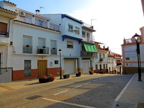 <Calle Mesón> Alozaina (Málaga)