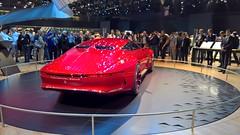 Mercedes maybach vision 6 15 (benoit.patelout) Tags: mondial automobile paris 2016 mercedes maybach vision 6