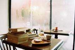 The Remainder (miskiamber) Tags: indoor tea analog film canon trkiye ae1 photography