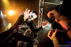 POWERWOLF_161016_GBG_JOSEFIN_LARSSON_ (2) (Josefin Larsson Photography) Tags: powerwolf rock metal sticky fingers gothenburg gteborg music musik concert photography