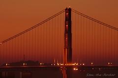 Coit Tower - 101916 - 05 - View of Golden Gate Bridge (Stan-the-Rocker) Tags: stantherocker sony ilce sanfrancisco coittower telegraphhill northbeach opteka420800 goldengatebridge