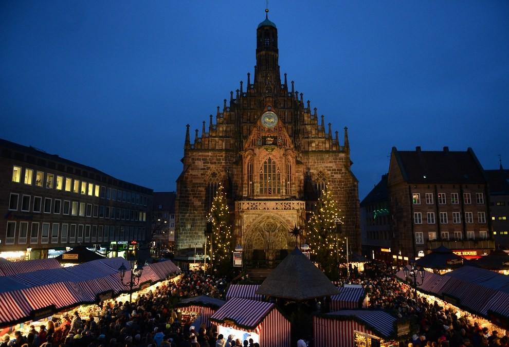 30. Nuremberg, Germany