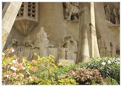 Sagrada Familia 63 (ferran pestaña) Tags: sagradafamilia gaud josepmariasubirachs ibarcelona fachadadelapasión