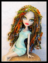 Dreadlock Wig ETSY 12 (3) (Fantasy Dolls by Donna Anne) Tags: blue monster for high wolf doll long dolls venus jane ooak grant cam abby steam frankie clothes wishes gigi hood after wigs create spectra custom cleo 13 ever stein wisp denile rochelle cherise screams operetta repaint catrine goyle lagoona repainted faceup scarah repaints purrsephone yelps robecca ghoulia howleen clawdeen werecats demew draculaura bominable vondergeist toralie meowlody mcflytrap jinafire boolittle