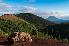 Volcanic Bomb (Christophe Demay) Tags: auvergne volcan puydedme chainedespuys puydelavache volcanicbomb volcandauvergne bombevolcanique puydelassolas puydemercoeur