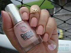 Harbor - Dance Legend (Daniela Mayumi M.) Tags: sahara nude harbor dance sand crystal nail polish legend liquid unhas gringo bege lacquer esmalte texturizado