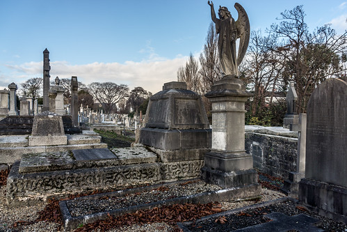 Mount Jerome Cemetery & Crematorium is situated in Harold's Cross Ref-100405