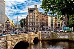 Dublin Across the Liffey
