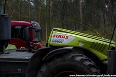 Claas Xerion 5000 mit JENZ HEM 820 Z-4 (Daniel Konopka) Tags: tractor jenz agriculture claas claasxerion5000 mobilhacker jenzhem820z