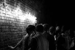 DSC_5774 (mustafakafka) Tags: party house brick wall poser drum bass glasgow smoke railway tunnel fairy jungle techno disused ecstasy posture slime dnb