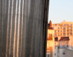 Little sunshine (Machicouly) Tags: city light sunset sun luz sol atardecer evening soleil lumire ciudad soire soir balcon ville tarde stouen machicouly