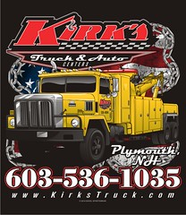 "Kirk's Truck and Auto Centers - Plymouth, NH • <a style=""font-size:0.8em;"" href=""http://www.flickr.com/photos/39998102@N07/15978225206/"" target=""_blank"">View on Flickr</a>"