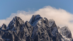 Torrecerredo & Co. (Picos de Europa, Asturias, España) (cozcu) Tags: trekking asturias picosdeeuropa 55200 torrecerredo vegadeario macizocentral nikkor55200vr d3100