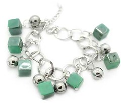 Glimpse of Malibu Green Bracelet P9510A-5