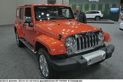 2014-12-31 0415 JEEP group (Badger 23 / jezevec) Tags: auto show new cars industry make car america photo model automobile forsale jeep image indianapolis year review picture indy indiana automotive voiture american coche carro specs  current carshow newcar automobili automvil automveis manufacturer  dealers  2015   samochd automvel jezevec motorvehicle otomobil   indianapolisconventioncenter  automaker chryslercorporation   autombil automana 2010s  indyautoshow bifrei  awto automobili  bilmrke   giceh december2014 20141231 fiatchryslerautomobiles