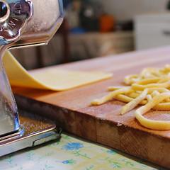 pasta (*ameLIE*) Tags: italy food love home handmade pasta spaghetti