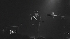 2 (reaoubien) Tags: leica blackandwhite bw monochrome live rocknroll brmc photoworks stagephotography petehayes reaoubien