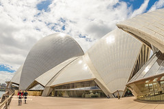 Opera House Up-Close, Sydney, New South Wales, Australia (D200-PAUL) Tags: sydney australia circularquay unescoworldheritagesite unesco worldheritagesite newsouthwales jornutzon sydneyharbor royalbotanicgardens sydneyoperahouse jrnutzon mrsmacquariespoint sydneyharborbridge mrsmacquarie sydneytheatrecompany macquariespoint operahousesydney operaaustralia sydneysymphonyorchestra josephcahill theaustralianballet utzonjrn utzonjorn cahilljoseph