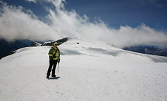 201408 Breithorn 4164m (matusm) Tags: summer vacation italy alps switzerland hiking glacier zermatt alpy leto 2014 breithorn dovolenka 4000m