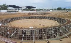 Tekko- Costa Brava Construções e Empreendimentos Ltda  Obra: Cattalini S/A – Bases para tanques - PR