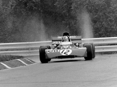 1971 Canadian Grand Prix Francois Cevert Tyrrell (nwmacracing) Tags: 1971 grand canadian prix francois formula1 tyrrell mosport cevert