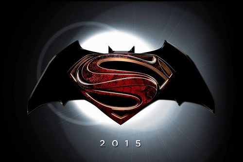 Batman V Superman 2015 Logo HD Wallpaper