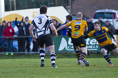 Bangor RFC V Dundalk RFC Irish Junior Cup Final 31st January 2015 wrong footed (Canon John's 7D (Wow! 3,000,000+ views, Thanks)) Tags: ireland storm referee all power rugby touch bangor disaster precision pace roger pause try posts defeat penalty scrum engage ulster skill overwhelmed bind overwhelm freekick irishrugby codown ulsterrugby linesman maiden touchjudge irfu hard bangorcodown northern ireland victory croutch co scrummage second rugby final rugbyreferee fiddle wellbeaten hitting corbett grassroots bangorrfc title irishjuniorcup dundalkrfc knockonie louth dundalk outpowered irishjuniorcupfinal chambersparkportadown bangorrfcvdundalkrfcirishjuniorcupfinal31january2015 tiatnicdeafeat