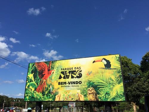 O mais espetacular Parque de Aves da América Latina.