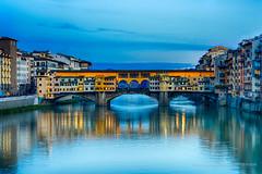 #PonteVecchio #florence #sunset (jev) Tags: bridge italy florence italia medieval tuscany noctilux pontevecchio nocti leicam9 noctiluxm50mmf095asph leicaimages