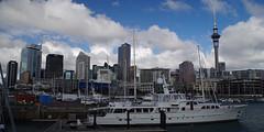 Auckland 1 (Markj9035) Tags: newzealand crab auckland asb yaught aucklandharbour
