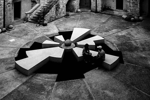 cortile ragazzi palledicannone (Photo: o.solemio on Flickr)