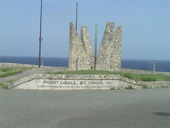 Point Udall Monument