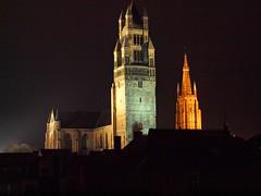 Brugge Catherdal Feb 2015 102 (saxonfenken) Tags: 102 bruge cathedral night spires steeple church belgium pregamewinner gamesweep yourockunam friendlychallenges challengeyou a3b gamex2 herowinner 102bruges thumbsup 15challengeswinner ultrahero perpetual gamex3 storybook
