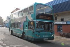 Arriva Midlands - PN52 XRM (BigbusDutz) Tags: east midlands lowlander arriva lancs xrm pn52 myllenium