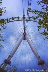 (JCRphotography) Tags: london londoneye canoneos350d canonrebelxt canon1855mmf3556 jcrphotography jcrphotography2008