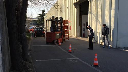 FirEst - Corso carrelli industriali semoventi