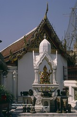 Bangkok, Wat Po (blauepics) Tags: city architecture thailand temple shrine bangkok faith religion buddhism thai stadt po architektur wat tempel schrein glaube buddhismus