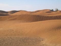 Sand Dunes of Tunisian Sahara