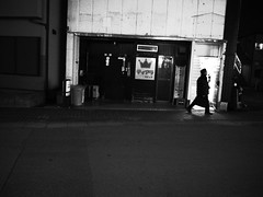deserted back street (-ICHIRO) Tags: street digital snap gr iv ricoh
