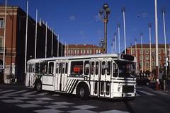 JHM-1987-0009 - France, Nice, autobus Saviem SC10 (jhm0284) Tags: 06nice niceam alpesmaritimes