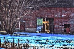 ToWaukonInTheSnow_143 (Mark Stumme) Tags: barn landscape nikon midwest iowa heartland hdr breadbasket d600 middleamerica cornbelt nikond600 hdrscene luminancehdr darktable