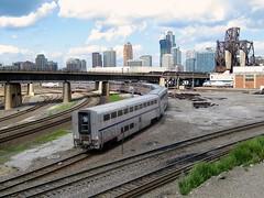AMTK 34054 (Michael Berry Railfan) Tags: chicago illinois amtrak passengertrain superliner amtk34054