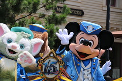"""The Year of Wishes"" Greeting Drive (sidonald) Tags: tokyo disney mickey mickeymouse tokyodisneysea tds tdr tokyodisneyresort 15thanniversary   15 gelatoni  theyearofwishes   greetingdrive"