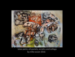 03.04.2016 a (mike-esson) Tags: painting abstract esson uvuo collage czech scottish olomouc