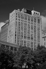 Traditional Urban Architecture_1567 (Prof Ryall) Tags: architecture urbanarchitecture albanyny blackwhite monochrome downtown