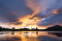 Sunrise at Sprague Lake (jacob_norbut) Tags: colorado rockymountainnationalpark tokina sunrise