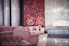Stars Wedding | Instagram: @bayanalsadiq (Bayan AlSadiq) Tags: blue wedding beauty groom interiors commercial weddings decor commercialphotography   vride     saudiphotographer starswedding saudiweddings