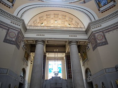 P5310278 (photos-by-sherm) Tags: vienna art church architecture modern austria memorial catholic charles secession karl nouveau borromeo lueger