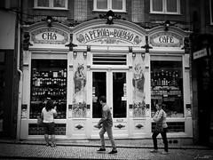 A Perola do Bolhao (Jaime Martin Fotografia) Tags: oporto blancoynegro bw street city blackandwhite