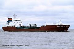 Epsilongas (andreasspoerri) Tags: tanker cuxhaven antiguabarbuda epsilongas mtzelfeldtcuxhaven imo9202039